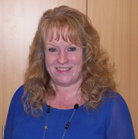 Headteacher, Mrs. Melanie Ferrron-Evans