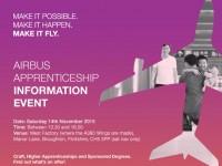 Airbus Apprentice Information Event