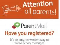 Parentmail – Register Now