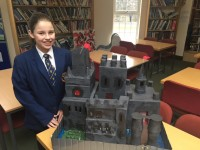 Year 7 Castles  Project