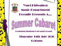 Summer Cabaret