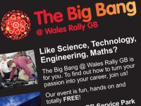 The Big Bang @ Wales Rally GB