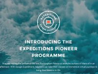 Google Virtual Reality Expeditions