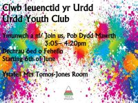 Urdd Youth Club