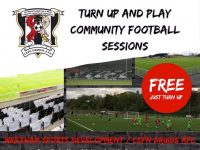Free Community Football Sessions