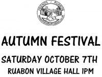 Friends of Ruabon Autumn Festival