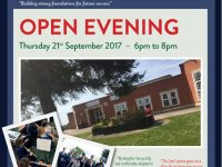 Open Evening – Things to Experience & Tour Notes