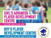 Chester FC Girls Advanced Player Development  Centre